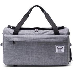 Herschel Outfitter Travel Bag 50l, raven crosshatch